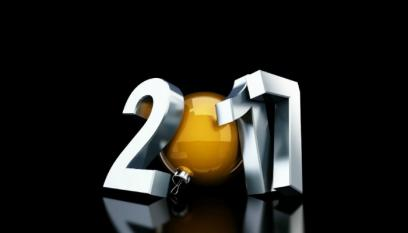 Ball at New Year