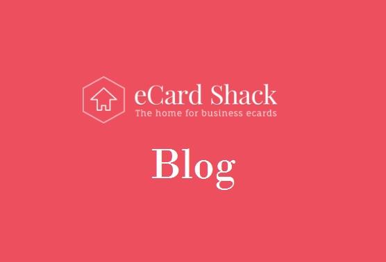 Ecard Shack Blog
